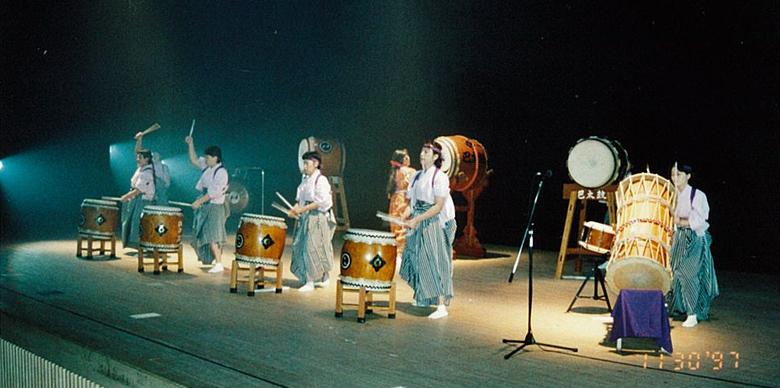 木曽太鼓フェスティバル1997
